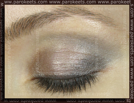 EOTD: Essence Metallics Trend Edition: Jumbo Eye Pencil - Metal Battle and Copper Rulez!