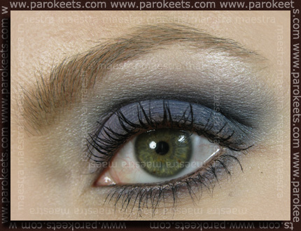 Make up with Essence: Quattro Eyeshadow - Oh-So-Hot