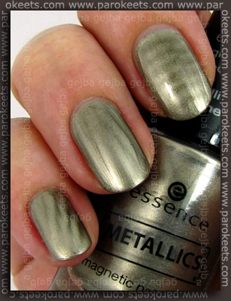 Essence Metallics - Nothing Else Metals