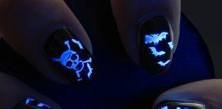 Nohti, ki se svetijo v temi - Noč čarovnic