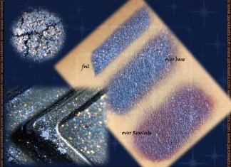 Swatch: Illamasqua: Art Of Darkness - Alluvium