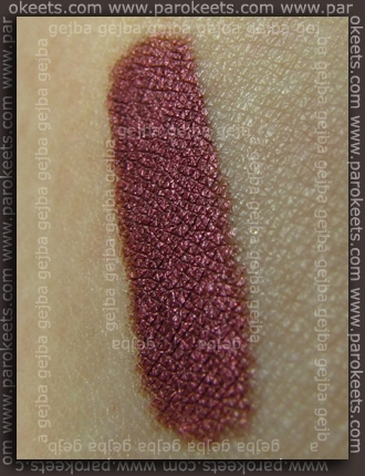 Swatch: Illamasqua: Liquid Metal - Resolute