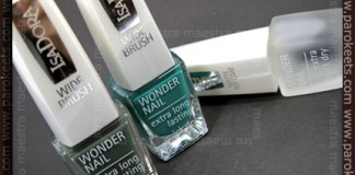 IsaDora - Trend Nails Fall Collection - In The Army, Jaded, Matte Top Coat