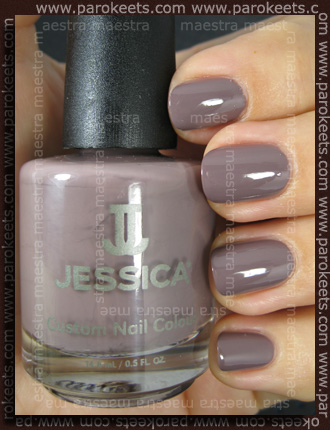 Swatch: Jessica Muse Fall 2010 collection: Intrigue
