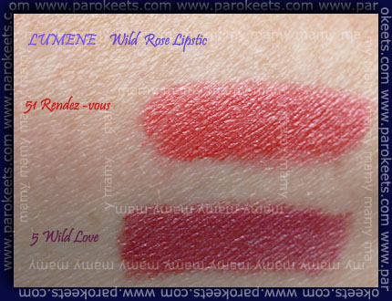 Lumene_Wild_Rose_Lipstic