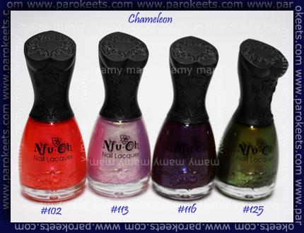 Nfu_Oh_Chemeleon_Series