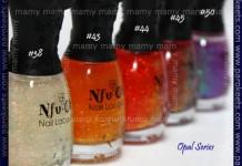 Nfu-Oh Opal Series by parokeets