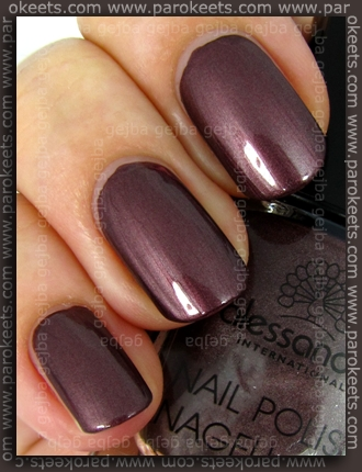 Alessandro Go Magic! Twist - Wild Purple swatch