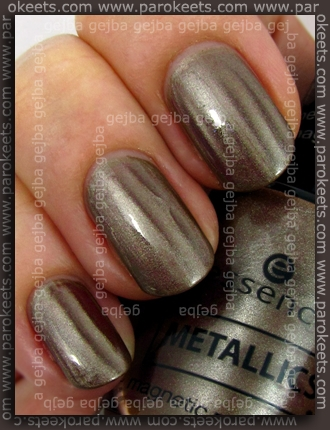 Essence Metallics - Iron Goddess by Parokeets