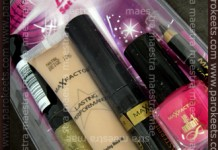 Max Factor: Mini make up kit