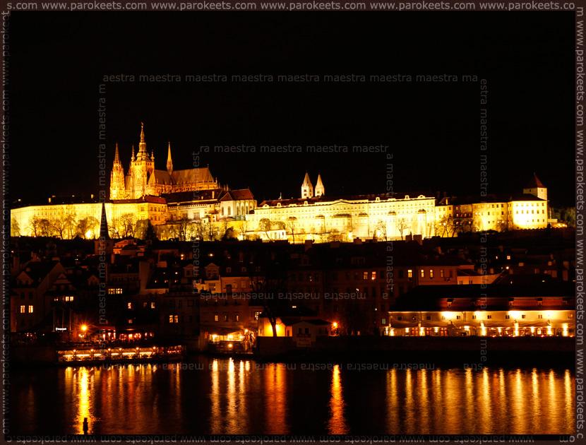 Prague 2010: Hradcany with the Prague castle