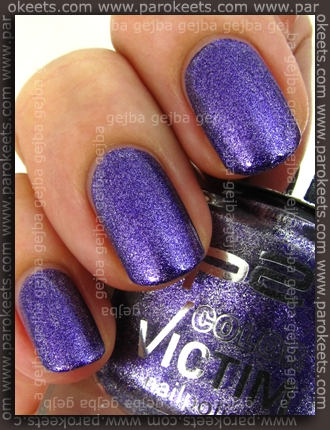 p2 Gorgeous swatch by Parokeets