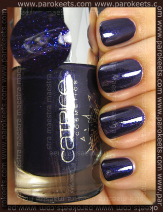 Swatch: Catrice - Glamourama: Times Square At Midnight