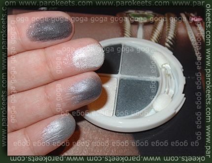 Flormar Quartet 404 swatch