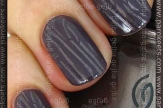 Konadicure: Artdeco 49 + China Glaze Cords + IP H23