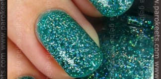 China Glaze Atlantis swatch