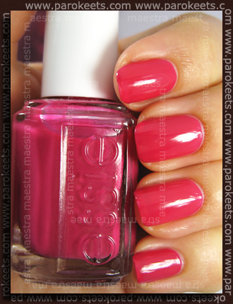 Swatch: Essie - Fancy Delancy