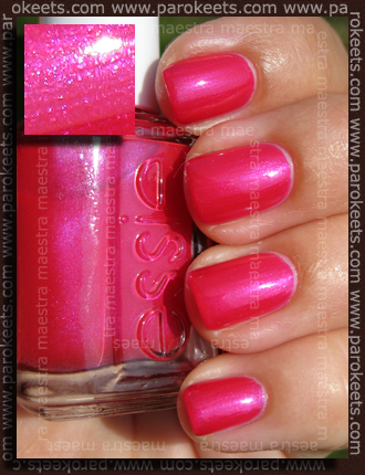 Swatch: Essie - Jam'n'Jelly
