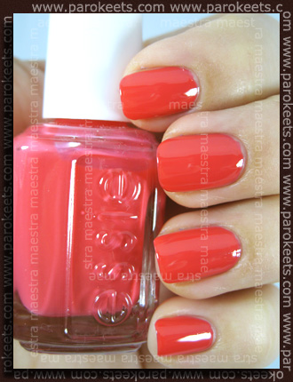 Swatch: Essie - Peach Daiquiri
