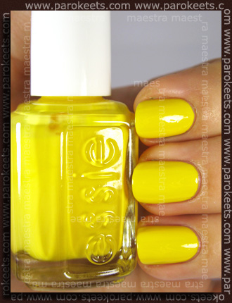 Swatch: Essie - Shorty Pants