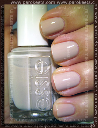 Swatch: Essie - T-Bills Putty