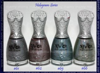 Nfu_Oh_Hologram_Series_Bottles