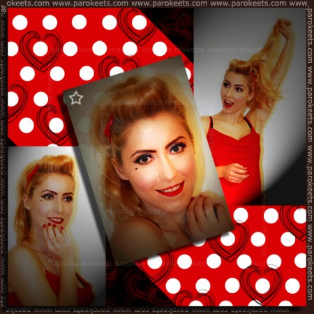 Pin-Up Look by Maestra