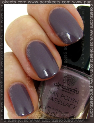 Alessandro It Girl LE: Dancing Queen swatch