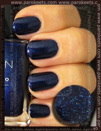 Swatch: Avon - Nailwear Pro: Splendid Blue