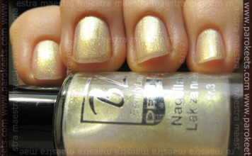 Swatch: BL Beauty Line Deluxe - No.3