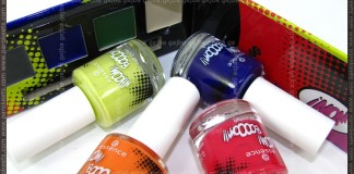 Essence: Whoom Boooom - nail polishes + cream eyeliner by Parokeets
