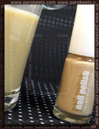H&M - Spring Nails 2011: Beige