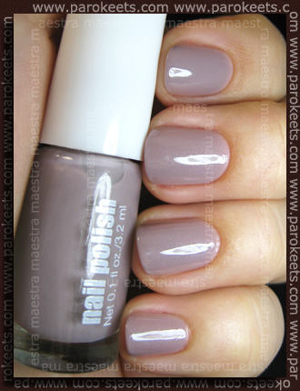 H&M - Spring Nails 2011: Grey