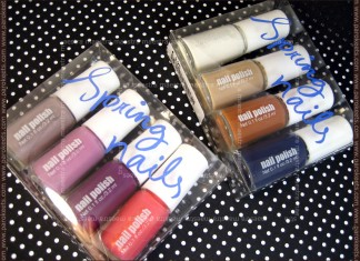 H&M - Spring Nails 2011 by Parokeets