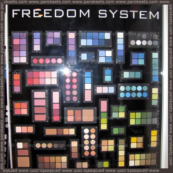 Ingot (Zagreb): Freedom System by Parokeets