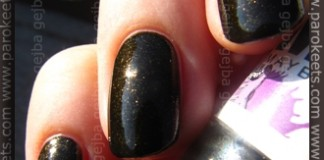 MNY nail polish no. 306a swatch by Parokeets