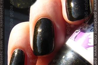 MNY nail polish no. 306a swatch by Parokeets