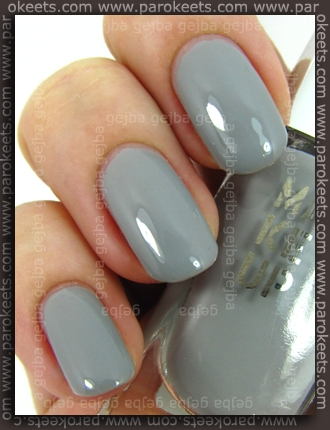 Swatch: Make Up Factory - Trend Colors: Nail Color - 335