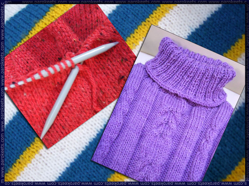 Pletenje_Knitting