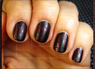 Valentine's manicure by Maestra