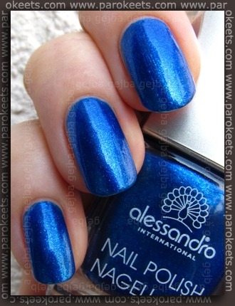 Alessandro: Denim Diva - Glamour Jeans swatch by Parokeets