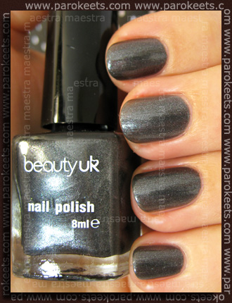 Swatch: Beauty UK: Midnight Minx charcoal