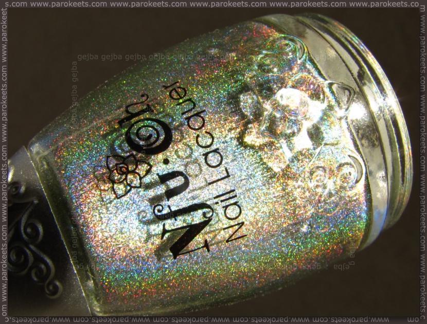 Nfu-Oh Hologram 66 bottle