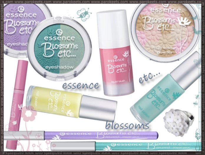 Preview Essence Blossoms etc... TE