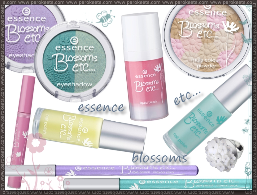 Preview Essence Blossoms etc... TE