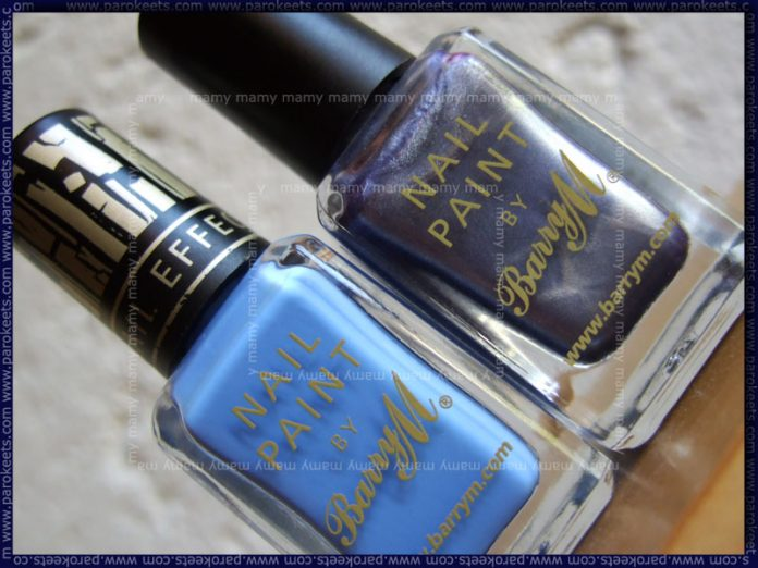 Barry M_Instant_Nail_Effect_Blue_Print_Lavender_Blue