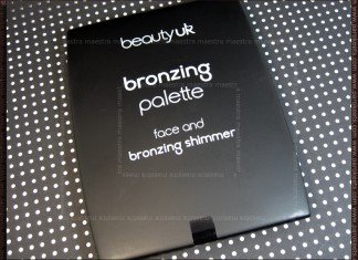 Beauty UK - Bronzing palette