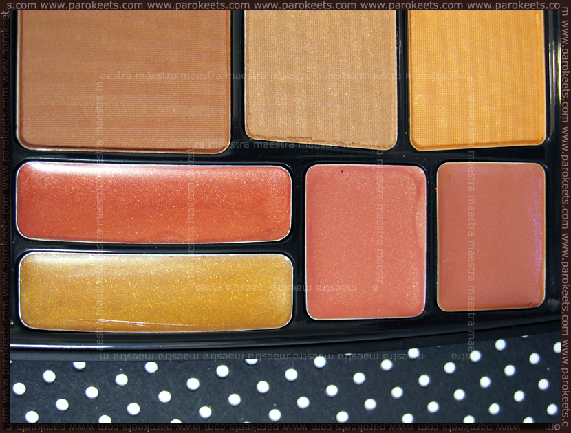 Beauty UK - Bronzing palette
