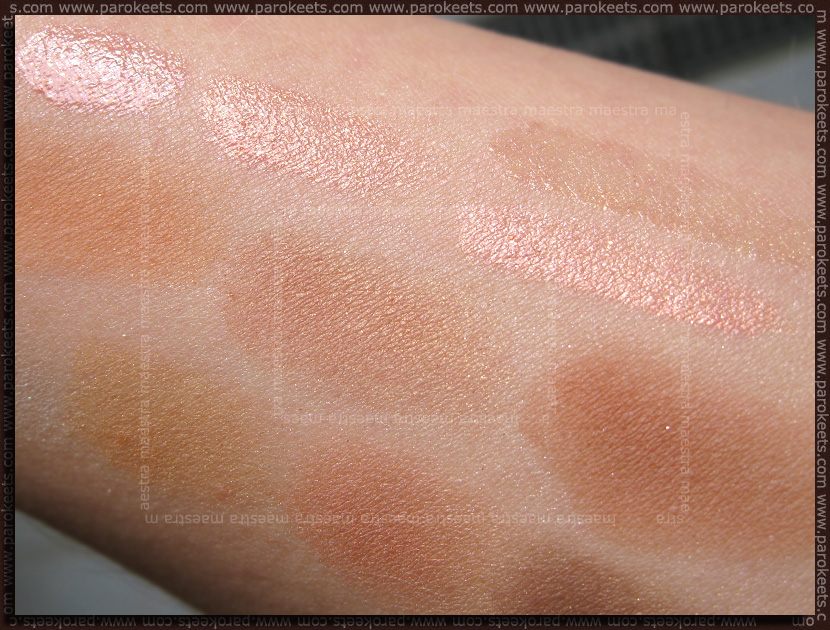 Swatch: Beauty UK - Bronzing palette