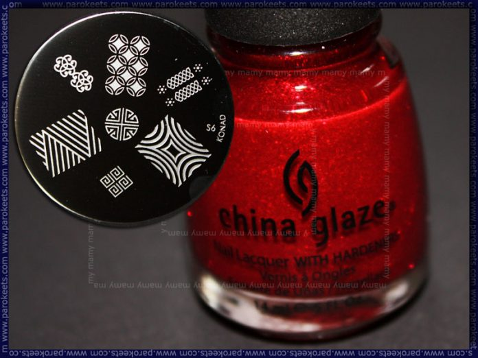 China_Glaze_Ruby_Pumps_Konad _S6